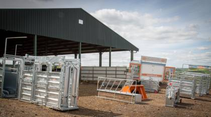 Scotland's Beef Event 2017 Setup